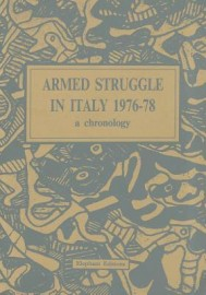 Armed Struggle In Italy 1976–78 A Chronology