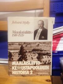 Mylly, Juhani: Maalaisliitto 1918-1939