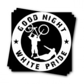 Good Night White Pride -tarranippu