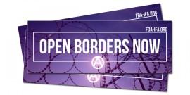 Open borders now -tarranippu
