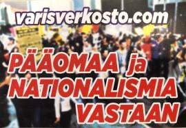 Pääomaa ja nationalismia vastaan