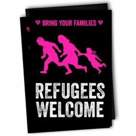 Refugees Welcome -tarranippu